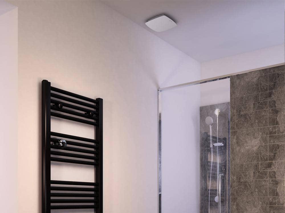 aération d'une salle de bains